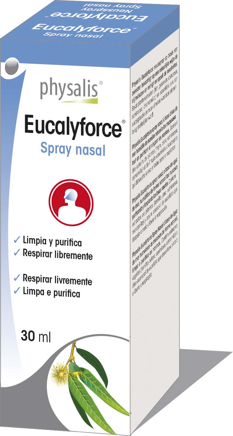 Eucalyforce® Spray nasal | Keypharm Suplementos ...